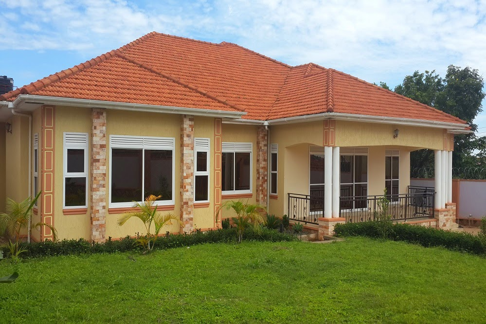 modern house plans in uganda