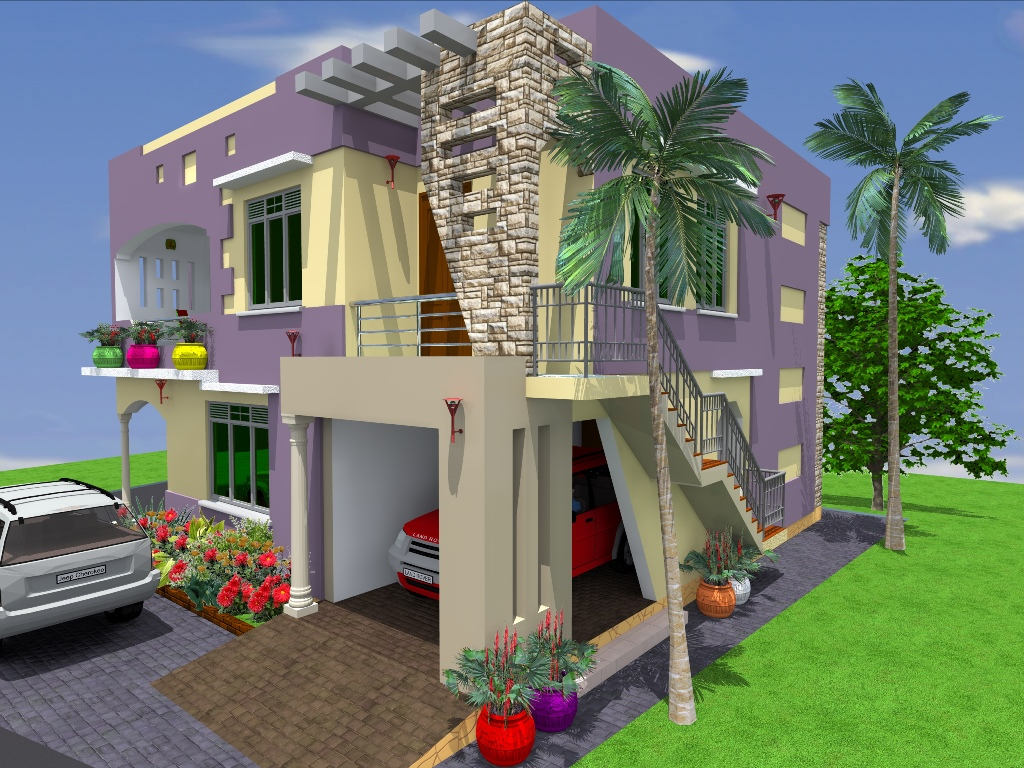 RESIDENTIAL HOUSES DESIGNS